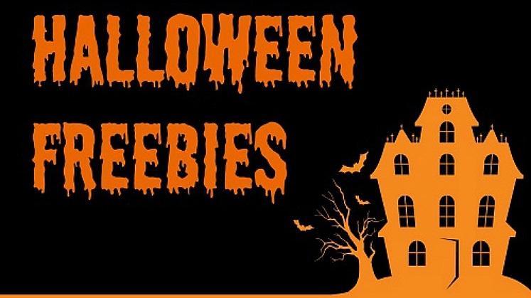 Halloween Freebies and Deals 2018