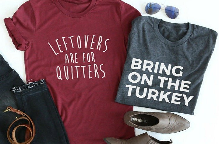 SO CUTE! Holiday and Disney Tees $17.98 or Less Shipped!