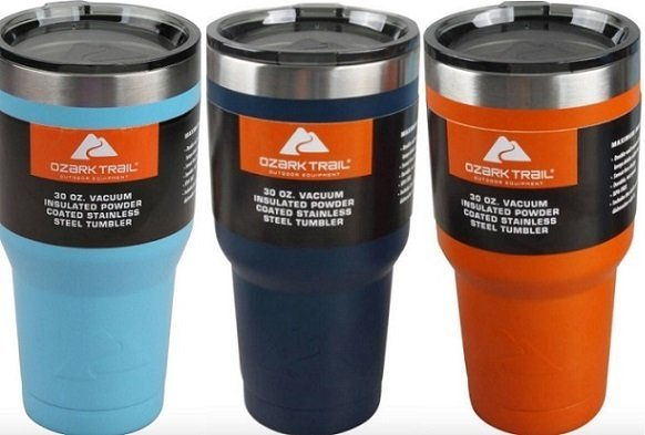 ozark trail tumbler discontinued