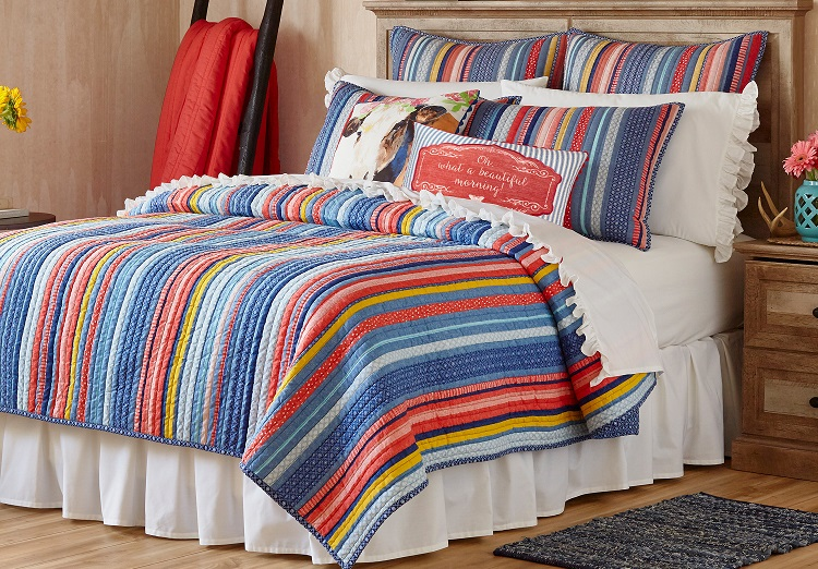 Pioneer Woman Bedding Now Available Shop Now