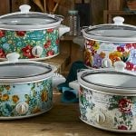 The Pioneer Woman Slow Cookers ONLY $24.95 – Grab One Now!