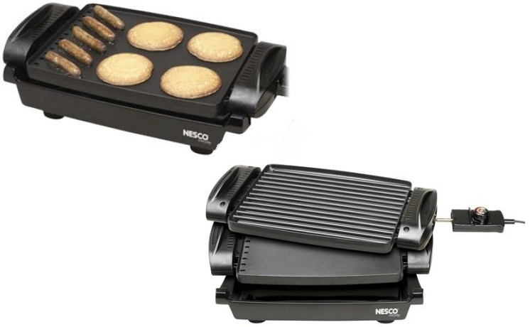 Walmart: Nesco Reversible Grill Griddle Only $25.50 – Clearance