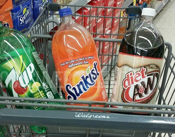 2 liter soda at walgreens