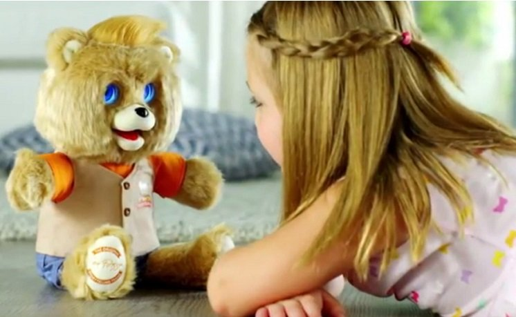 Teddy Ruxpin Only $69.97 Shipped From Barnes & Noble