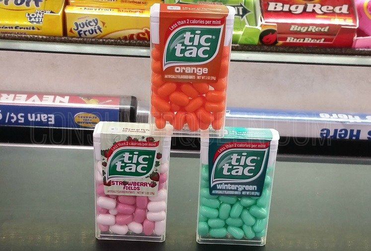Tic Tac Mints as Low as 19¢ at Homeland & Country Mart!