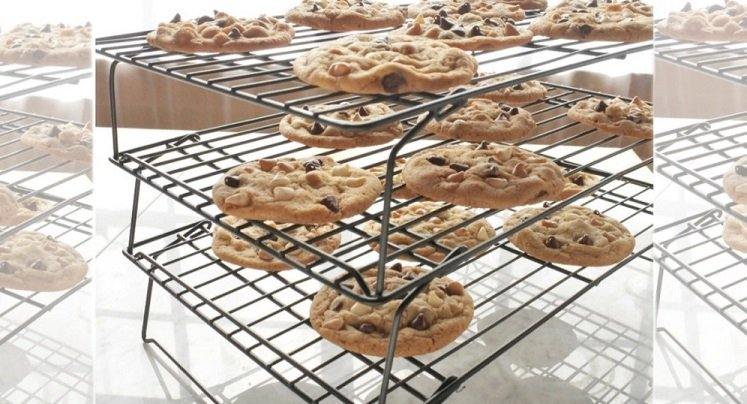 Wilton 3-Tier Cooling Rack Under $10 at Bed, Bath & Beyond!