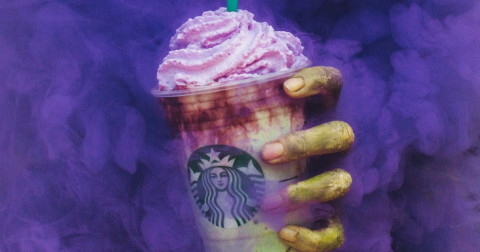 Zombie Frappuccinos Now at Starbucks – Limited Time!
