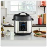 New: Crock Pot 8-in-1 Pressure Cooker! Save $30!