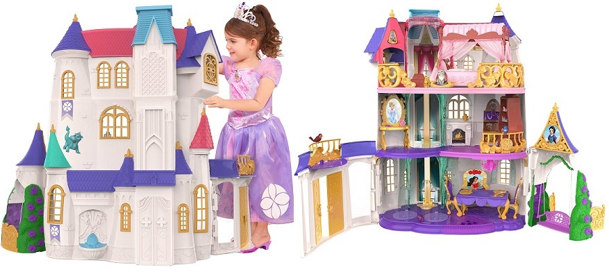 HOT Buys on Disney Play Castles + FREE Shipping From Walmart!
