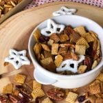 Festive Cranberry Orange Chex Mix Recipe