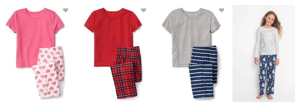 Gap: Girls' Pajama Sets from $8.10 Shipped (Reg. $29.99)!