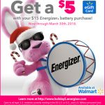 Keep the Holiday Fun Going with Energizer Batteries!
