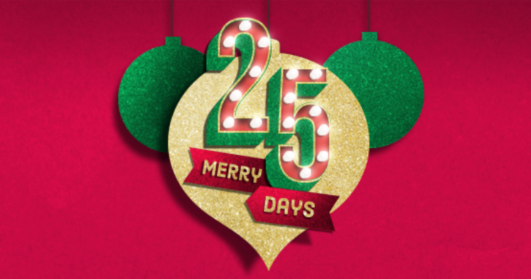 Kroger Christmas Hours.Kroger 25 Merry Days Of Christmas Free Product Coupons
