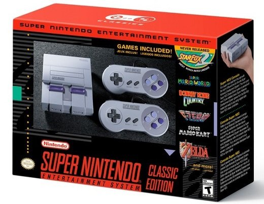 Target: REDcard Holders Only Have Access to Nintendo SNES Today 11/1