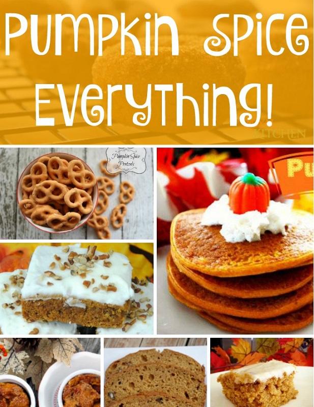 Pumpkin Spice Everything!