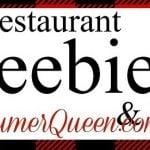 Restaurant Discounts & Codes 11/17