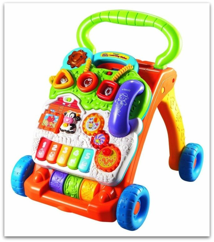 Amazon: VTech Sit-to-Stand Learning Walker $19.99 (Reg. $34.99)