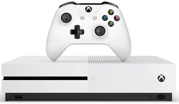 Xbox One S Bundle + Free Game & Controller Only $249 at Walmart!