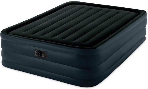 Amazon Intex Queen Airbed W Electric Pump 34 99 Today