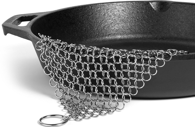 Highly Rated Amagabeli Cast Iron Cleaner ONLY $6.99 on Amazon