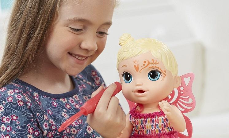Baby Alive Paint Face Fairy $9.69 (Reg. $19.99) – Target & Amazon
