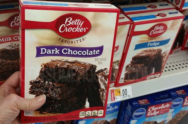 50¢/1 Betty Crocker Bake Mix Coupon – Quick Get Yours!