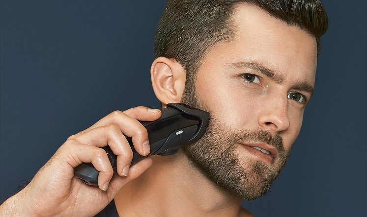 braun mens beard trimmer
