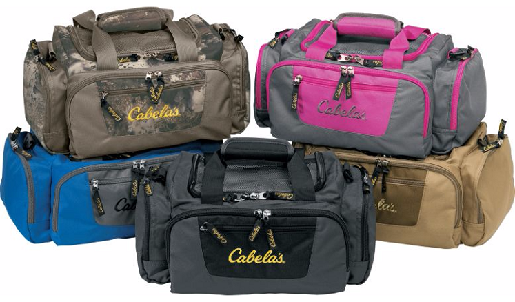 Cabela's Catch-All Gear Bags Only $9.99 Shipped (reg. $24.99!)
