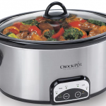 HOT! Crock-Pot 4-Qt. Programmable Slow Cooker $6.69 After Rebate!