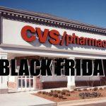 CVS Black Friday Ad 11/22 – 11/24 – Tons of Freebies!