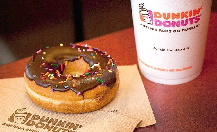 Buy $20 in Dunkin' Donuts eGift Cards – Get $5 eGift Card FREE!