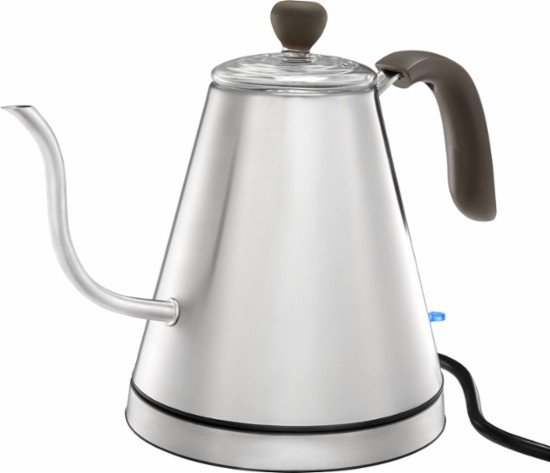 best buy caribou coffee electric kettle only today only 11 3. Black Bedroom Furniture Sets. Home Design Ideas