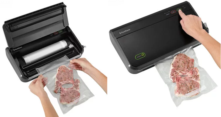 FoodSaver Vacuum Sealing System $41.99 (Reg. $119.99) – Today Only (11/27)