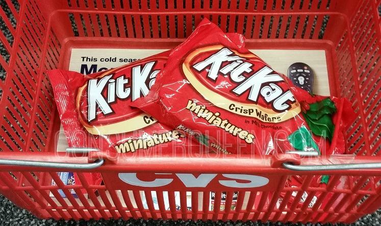 Hershey's Holiday Candy $1.50 per Bag at CVS (New Coupon!)