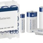 Insignia Assorted Batteries 33 Pack $8.99 – Today Only (7/23) at Best Buy