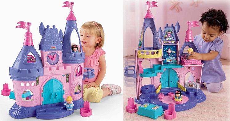 Kohl's: Disney Princess Little People Songs Palace $33.99 W/Promo Code