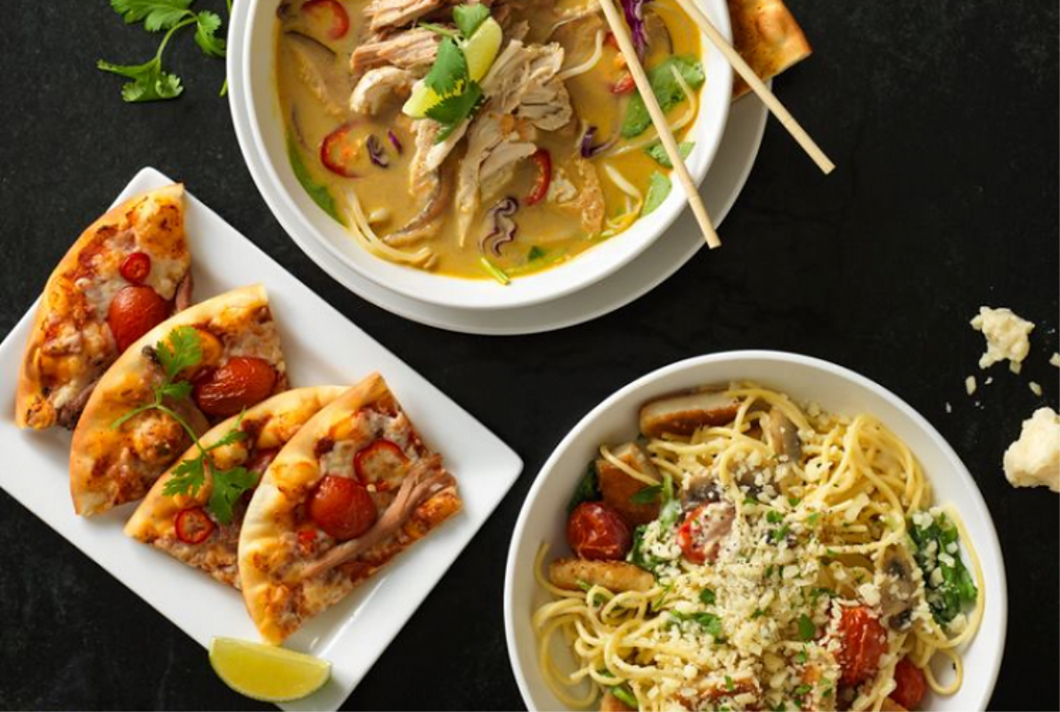 Noodles & Company FREE Entree – Sign Up for Rewards!
