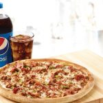 Papa John's Pizza 50% Off Regular Menu Price Thru Tomorrow!
