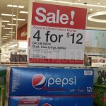 Pepsi 12-pk Soda as Low as $2.50 at Target This Week!