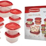 Target REDcard Holders: Rubbermaid 34-pc Food Storage Set $6.65 Shipped!