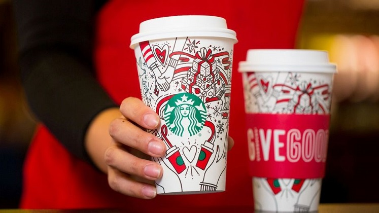 Starbucks Reward Members: Possible FREE Beverage w/ ANY Purchase Offer!