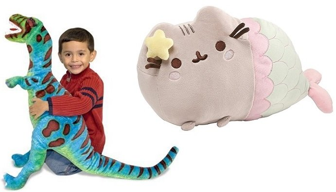 Up to 50% Off Stuffed Animals on Amazon – Today Only (11/28)