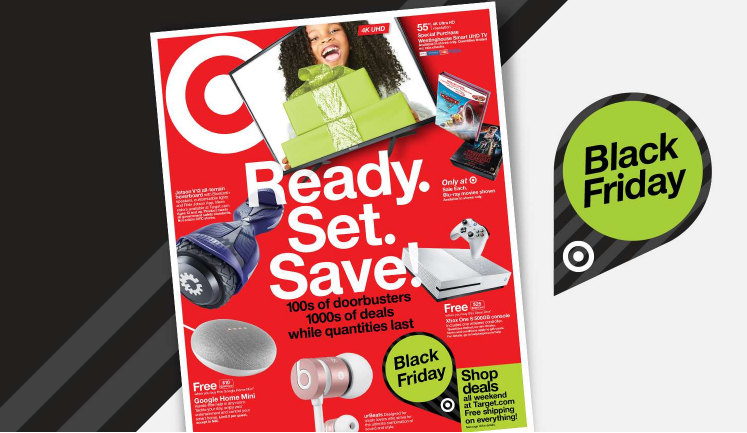 Black Friday Target Ad Released – Check Out the Deals!