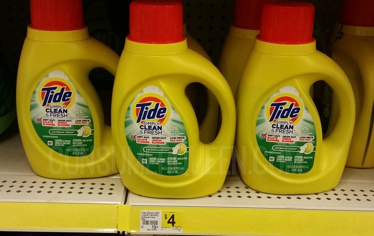 HOT Buys on Gain, Tide & Downy at Dollar General!