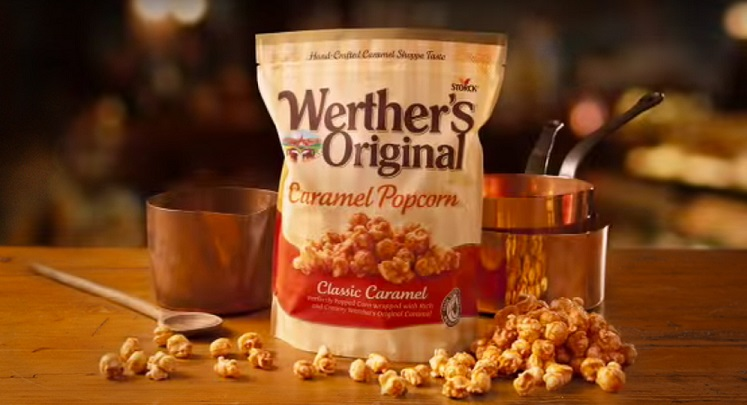 Werther's Caramel Popcorn as Low as 72¢ Each at Homeland