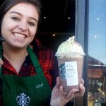 Starbucks Happy Hour :50% Off Grande Frappuccinos Today!