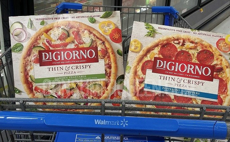 Digiorno Pizza 150 At Walmart 100 At Target With New Coupon