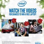 Find Intel® at Walmart this Holiday Season!