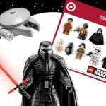 FREE Star Wars Stickers & Demo at Target on December 16th