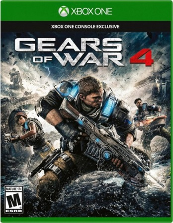 Best Buy: Gears of War 4 Xbox One Game $14.99 – Today Only (12/14)
